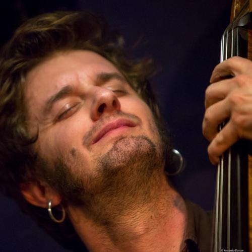 Jaume Guerra (2016) in Jimmy Glass Jazz Club. Valencia.