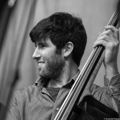 Jeff Koch in Getxo Jazz 2015