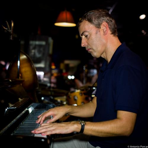 Albert Bover. Jimmy Glass Jazz Bar 2014