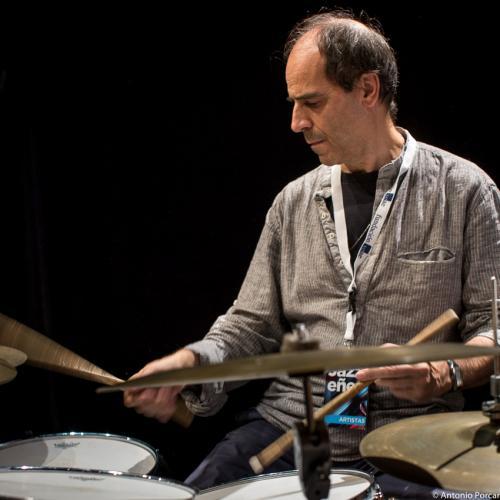Carlos González (2015) in Jazz Eñe. Teatro Rialto. Valencia.