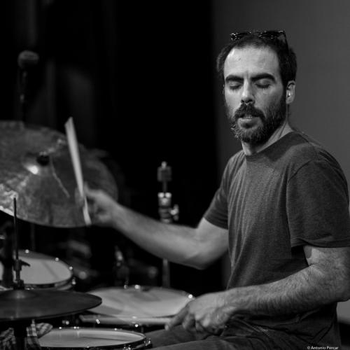 Borja Barrueta at Jazz Eñe 2016