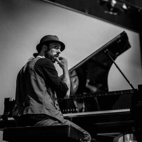 Chiqui Cienfuegos in Jazz Eñe 2016