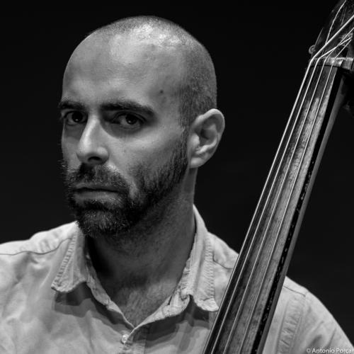 Ruben Carles (2015) in Jazz Eñe 2015. Teatro Rialto. Valencia.