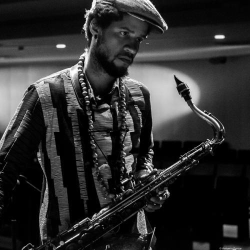 Ariel Bringuez in Jazz Eñe 2016