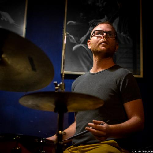Miquel Asensio (2015) in Jimmy Glass Jazz Club. Valencia.