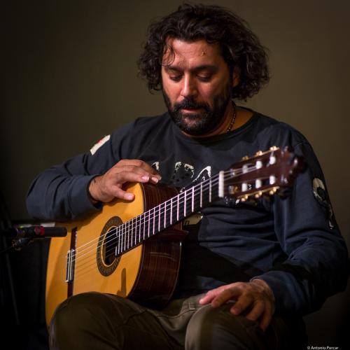 Josemi Carmona in III Jazz Palencia Festival