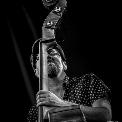 John Hébert in Getxo Jazz 2016