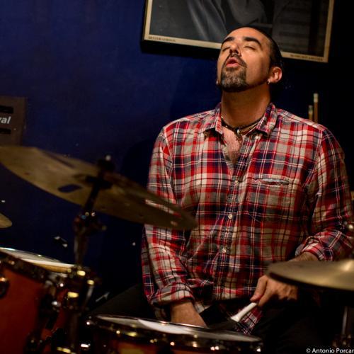 Sergio Martínez (2015) in Jimmy Glass Jazz Club. Valencia