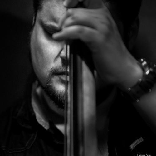 Marcos Varela (2017) at Jimmy Glass Jazz Club. Valencia.