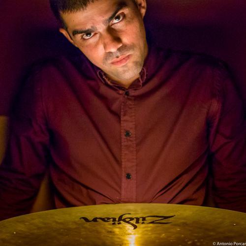 Michael Olivera (2015) en Jimmy Glass Jazz Club de Valencia.