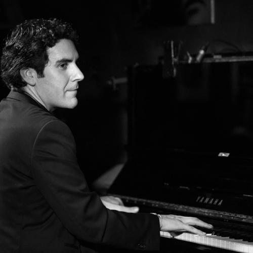 Alex Conde (2015) in Jimmy Glass Jazz Club. Valencia.