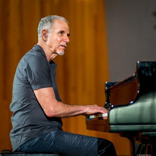 Marc Copland (2016) in Festival de Jazz de Peñíscola