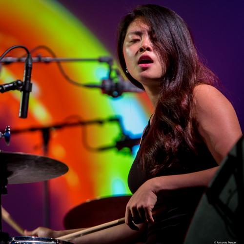 Sun Mi Hong in Getxo Jazz 2016