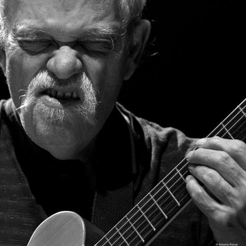 John Abercrombie in Festival de Jazz de Peñíscola.