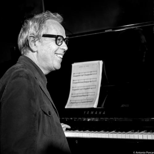 Kenny Werner (2015) in Jimmy Glass Jazz Club. Valencia