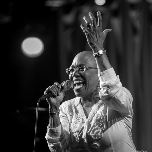 Dee Dee Bridgewater in Getxo Jazz 2016
