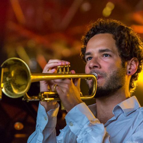 Bruno Calvo in Getxo Jazz 2016