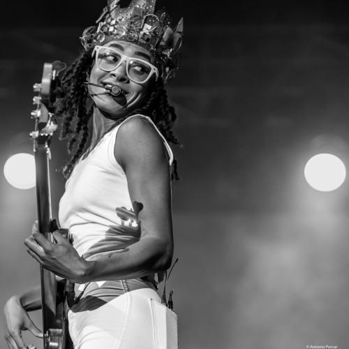 Esperanza Spalding in Getxo Jazz 2016