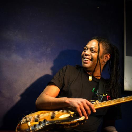 Linley Marthe (2016) in Jimmy Glass Jazz Club. Valencia