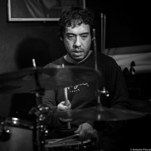 Antoine Paganotti (2014) en Jimmy Glass Jazz Club