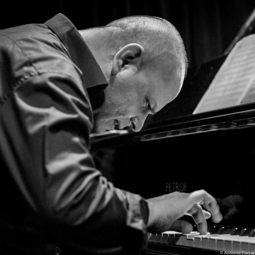 Ondrej Krajnak (2015) in Reduta Jazz Club. Prague.