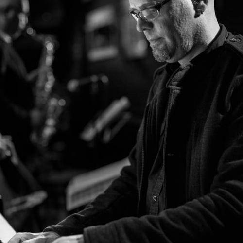 Michael Arbenz (2015) at Jimmy Glass Jazz Club. Valencia.