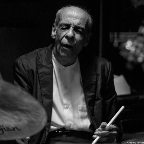 Jimmy Wormworth (2015) in Jimmy Glass Jazz Club. Valencia.
