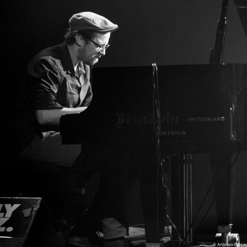 Stefan Aeby 2014. Cully Jazz Festival.