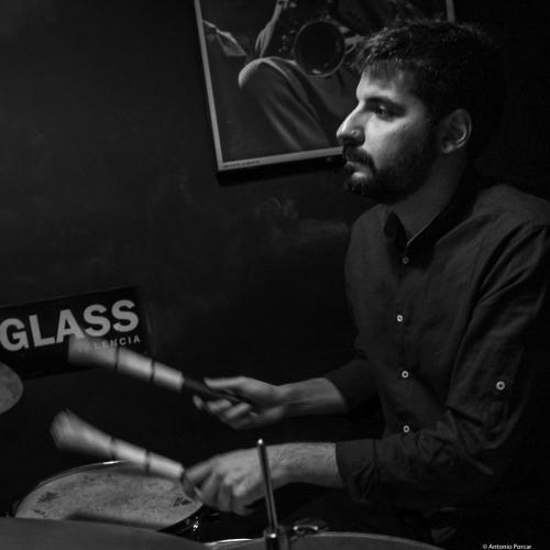 Akior Garcia (2019) at Jimmy Glass Jazz Club. Valencia.