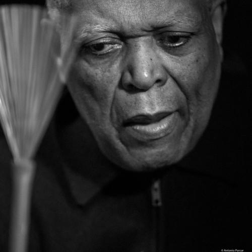 Billy Hart (2017) at Jimmy Glass Jazz Club. Valencia