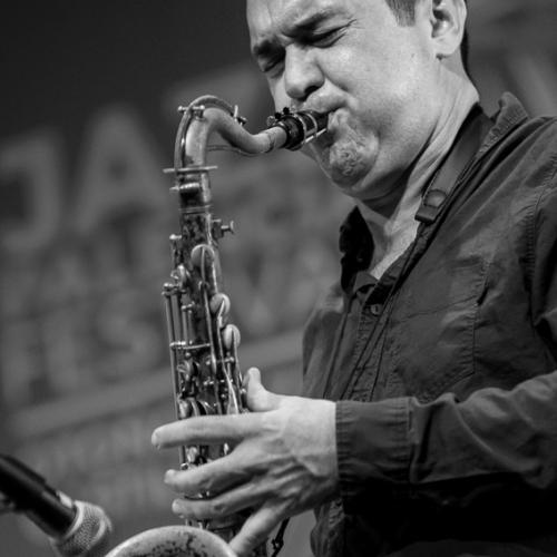 Brandon Allen at JazzPalencia Festival 2017