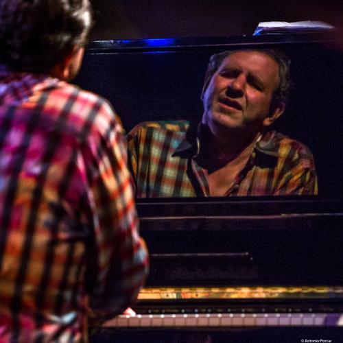 Bruce Barth (2017) at Café del Teatre. Lleida.