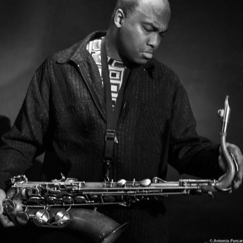 James Carter (2014). Jimmy Glass Jazz Bar