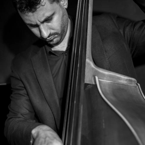 César Cortés (2015) in Jimmy Glass Jazz Club. Valencia