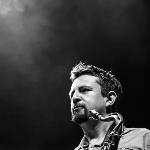 Claudio Rubio at Providencia Jazz Festival 2018. Santiago de Chile.