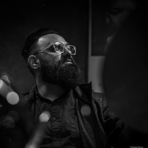 Colin Stranahan (2017) at Jimmy Glass Jazz Club. Valencia.