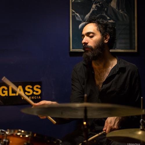 Daniel Dor (2018) at Jimmy Glass Jazz Club. Valencia.