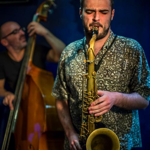 Daniel Juarez (2017) at Jimmy Glass Jazz Club. Valencia.