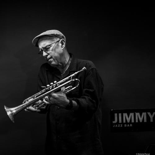 Dave Douglas (2019) at Jimmy Glass Jazz Club. Valencia.