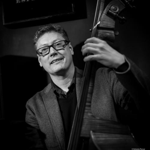 Doug Weiss (2016) in Jimmy Glass Jazz Club. Valencia