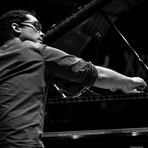 Fabian Almazan at Festival de Jazz de Valencia 2017.