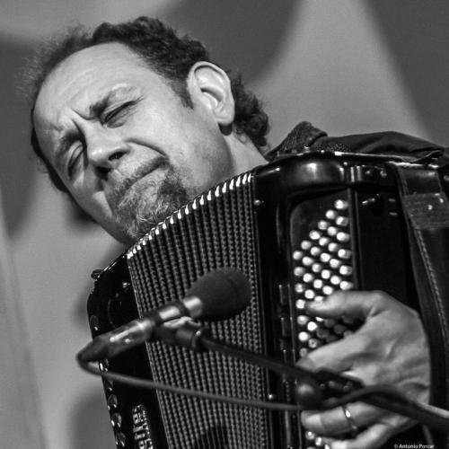 Fausto Beccalossi at Festival de Jazz de Valencia 2018.