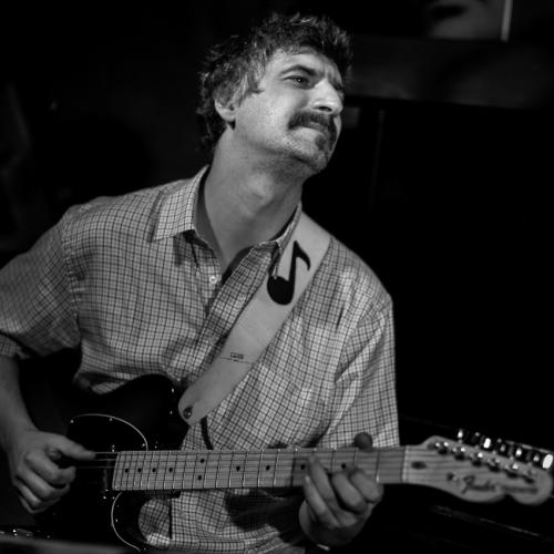 Federico Dannemann (2016) at Jimmy Glass Jazz Club. Valencia.