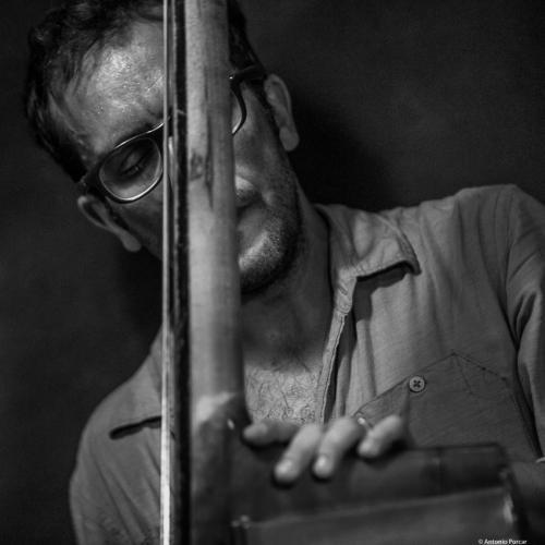 "Francisco Manuel Lopez ""Loque"" (2017) at Jimmy Glass Jazz Club. Valencia"