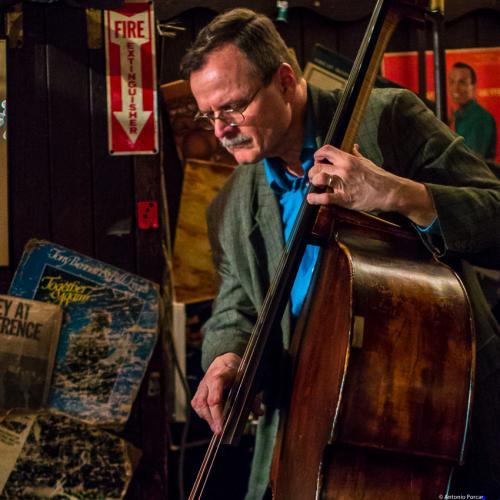 Gary Mazzaroppi (2017) at The 55 Bar. NYC.