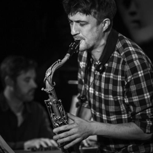 George Crowley (2020) at Jimmy Glass Jazz Club. Valencia.