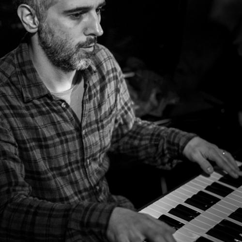Gianluca Di Ienno (2016) in Jimmy Glass Jazz Club. Valencia.