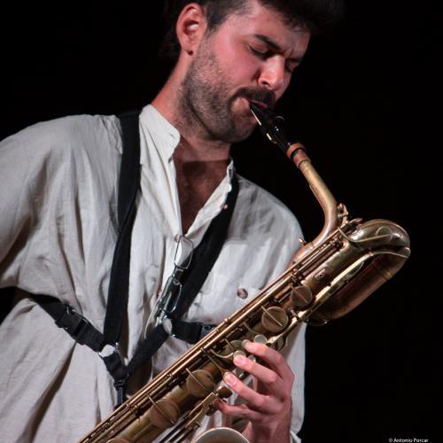 Giuseppe Doronzo  Ai Confini tra Sardegna e Jazz 2018