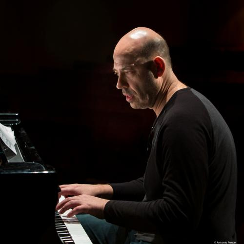 Guillermo Klein at Festival de Jazz MVA de Málaga, 2019.
