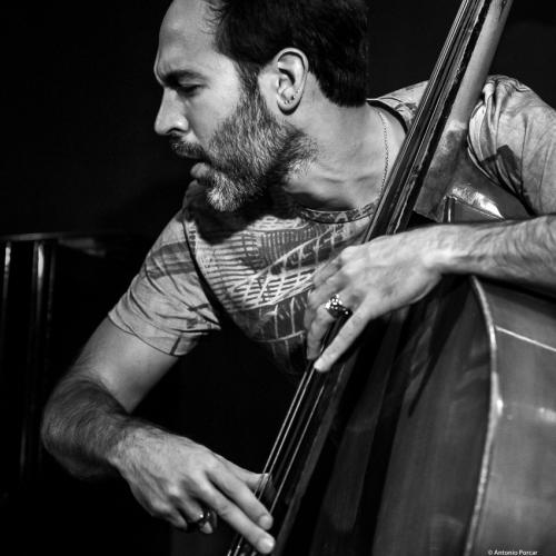 Haggai Cohen-Milo (2018) at Jimmy Glass Jazz Club. Valencia.